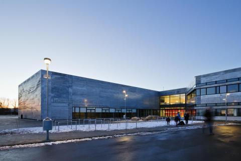 Nordstjerneskolen, New City School
