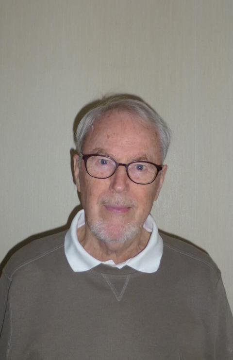 Författarporträtt: Ivar Lundgren