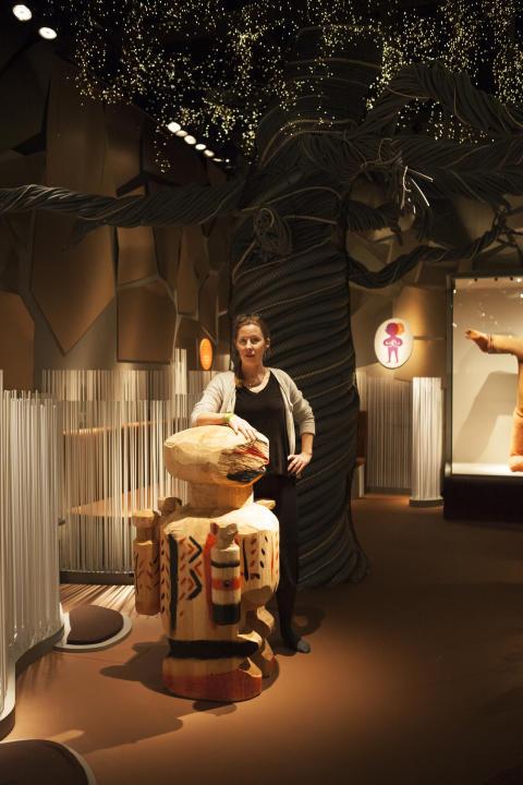 Lena Stammarnäs - utställningsproducent Tillsammans