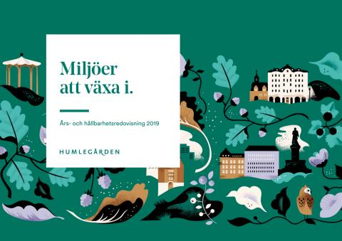 Humlegården Fastigheter AB (publ) års-och hållbarhetsredovisning 2019