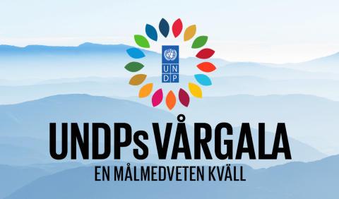Nominera till UNDP:s vårgala – En målmedveten kväll