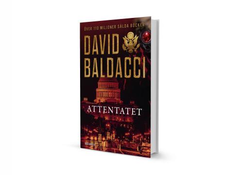 Nytänd Baldacci är tillbaka med uppföljaren till höstens thrillersuccé!