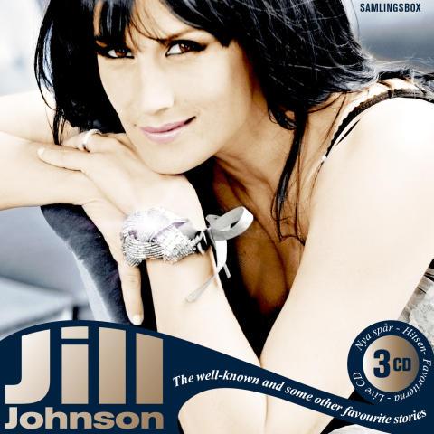 Jill Johnson släpper samlingsbox