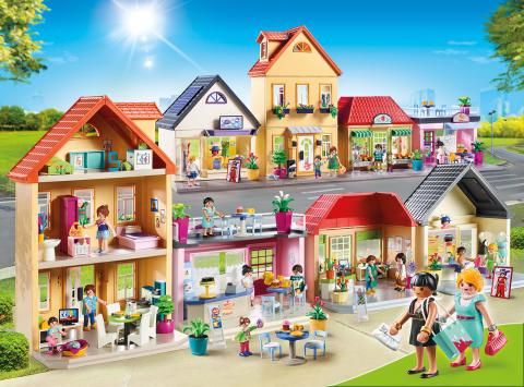 PLAYMOBIL Meine kleine Stadt