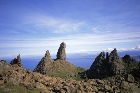 Scottish attractions shortlisted as Britain's best