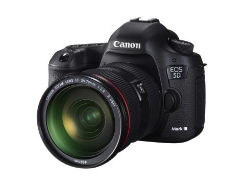 Canon lanserer nytt internprogram til EOS 5D Mark III som gir mer effektiv videoarbeidsflyt og forbedrede opptaksmuligheter