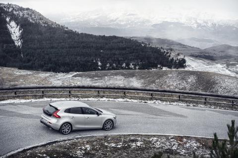 Premiär för Polestar Performance Parts till Volvo-bilar