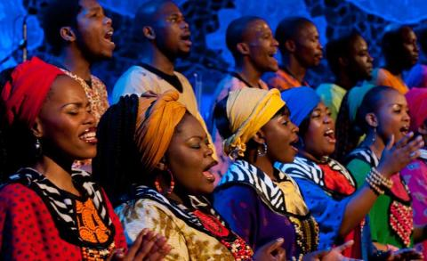 Soweto Gospel Choir, 30 oktober 19.30 - Uppsala International Sacred Music Festival