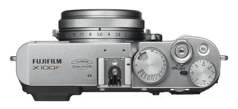 X100F Silver Top