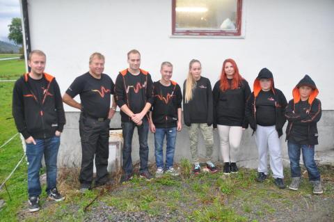 """Kjør for livet stiller på """"Børning 2"""" premiere i Molde"""