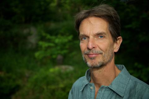 Gunnar Michank föreläsare och grundare av Mindfulnessgruppen