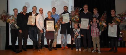 Vinnarna utsedda i nya Gästernas Restaurangpris!