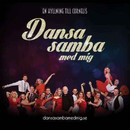 I dag släpper Tobias Karlsson sin första skiva: Dansa samba med mig – En hyllning till Cornelis.