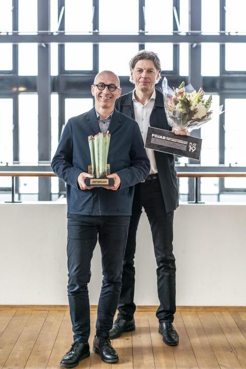 FOJAB, vinnare av PLÅTPRISET 2019