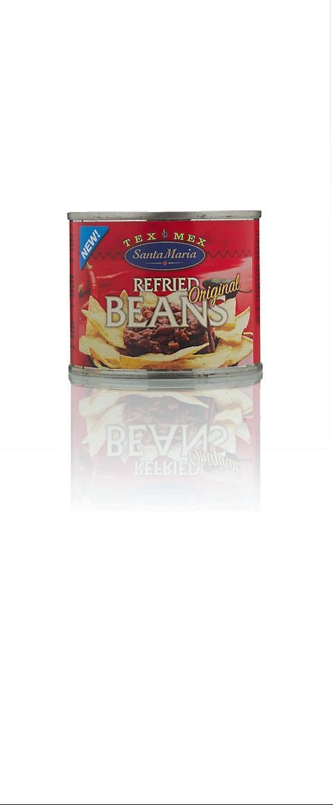 Santa Maria Tex Mex Refried Beans
