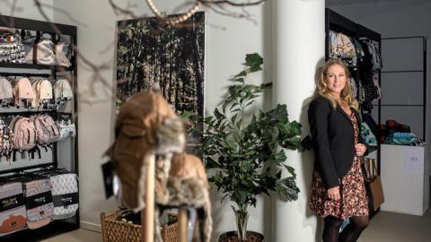 Interview with Elodie Details founder Linda Sätterström - DI Weekend