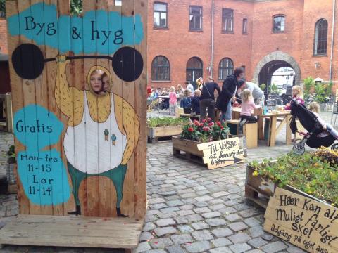 Byg & Hyg, Toldkammergården 2015