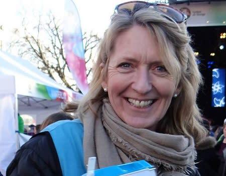 Ellen Døvle Kalland i Kreftforeningen
