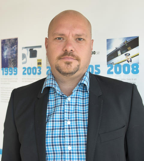 Driftchef Taxi Göteborg, Martin Lund