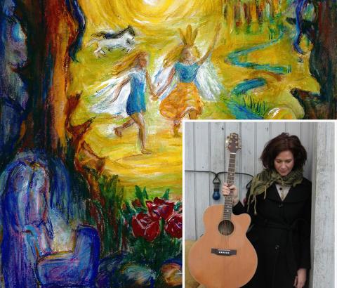 Allrakäraste syster  som folkmusikalisk visopera – elva konserter i Kristianstad och Malmö