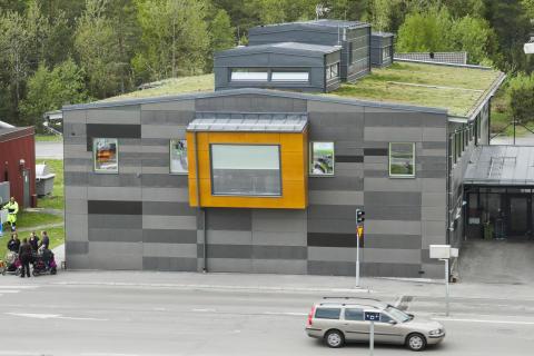 Första passivhuscertifierade kontorshuset byggt i Eskilstuna