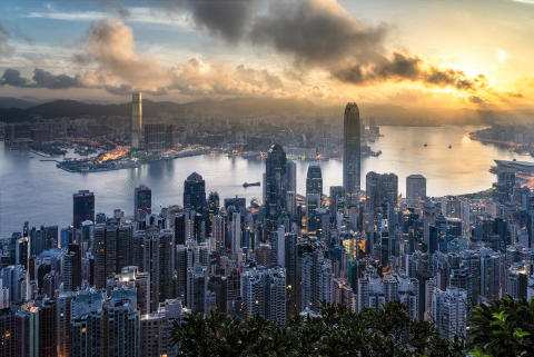 How Camfil is preventing street level pollution by removing nitrogen dioxide in Hong Kong tunnel
