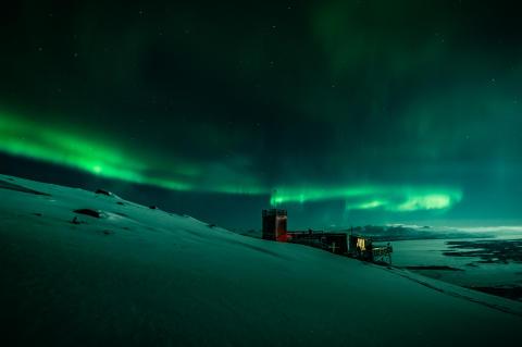 Aurora Sky Station i Abisko
