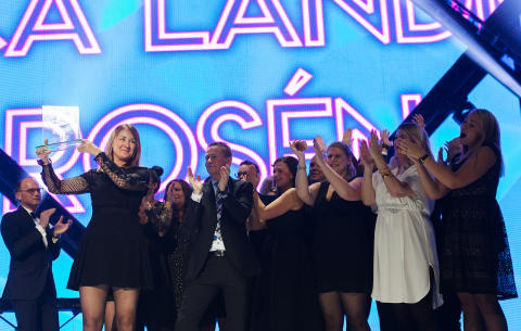 GM OF THE YEAR: Jannica Landmark-Rosén, GM vid Comfort Hotel Runway och Clarion Hotel & Congress Oslo Airport.