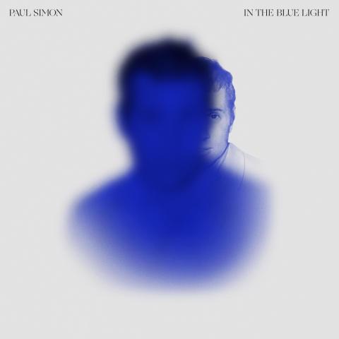 Paul Simon släpper nytt album, In The Blue Light, 7 september