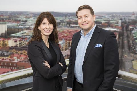 Susanne Hallencreutz, Svenska Mässan och Rudolf Antoni, Fastighetsägarna.