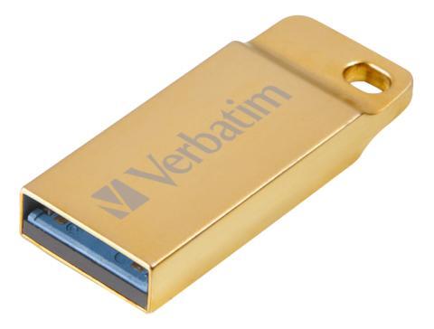 Elegant USB-minne med både stil och tålighet