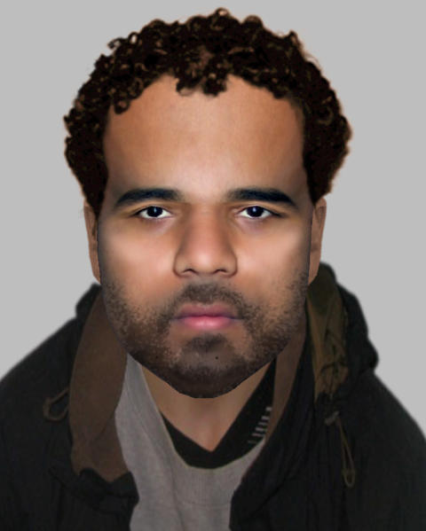 Appeal to identify man following stabbing in east London