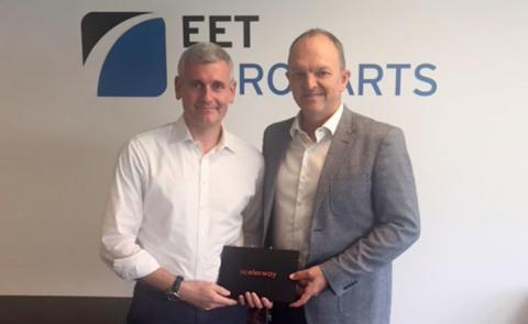 EET Europarts har inngått distribusjonsavtale med Celerway for det nordiske markedet