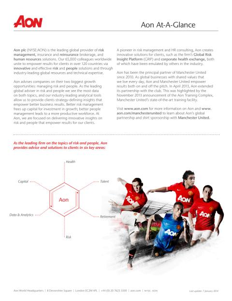 Aon At-A-Glance