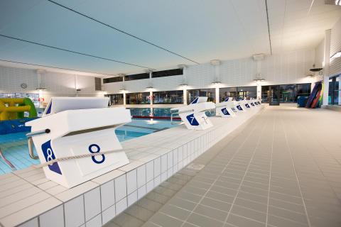 Besöken ökat 140 procent i nya Tyresö Aquarena