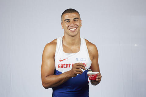 MÜLLER ANNOUNCES BRITISH ATHLETICS BRAND AMBASSADORS