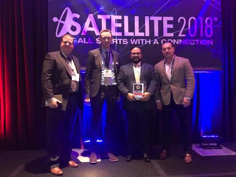 Cobham SATCOM: Globalsat Group wins MSUA award with Cobham PTT Tech