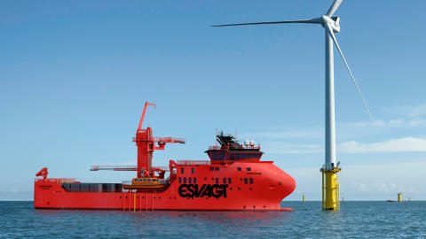 MHI Vestas and ESVAGT enter into another SOV contract
