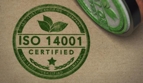 Eleiko satsar på en starkare värld och blir ISO-certifierade för miljöledning enligt ISO 14001