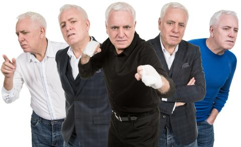 Dave Spikey set for Middleton Arena show