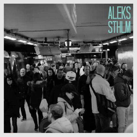 "Aleks ""STHLM"" artwork"