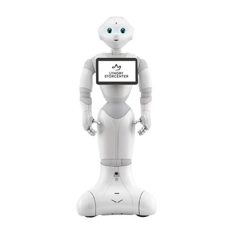 Lyngby Storcenter skal holde døgnåbent med robotter
