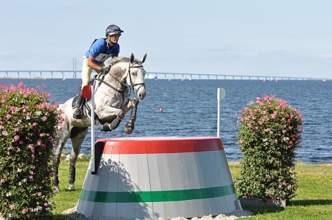 Malmö City Horse Show är tillbaka