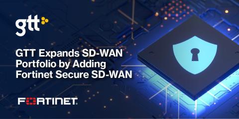 GTT udvider SD-WAN-porteføljen ved at tilføje Fortinet Secure SD-WAN