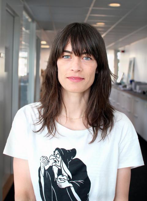 """Sara Teleman till Konstfack som Sveriges enda professor i illustration: """"Vi måste tydliggöra och hävda vår expertis."""""""
