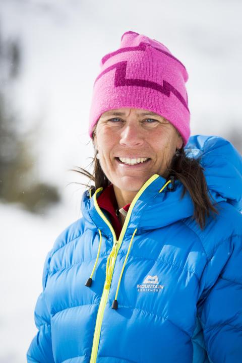 Platschef Anna Hansson
