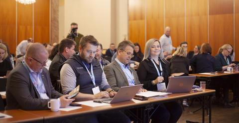111 företag från Norge, Sverige och Finland träffas för att utveckla morgondagens hållbara turism