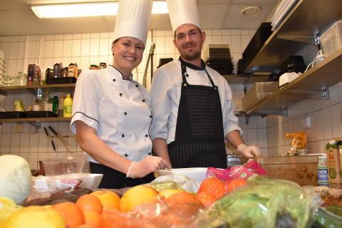 Glädjande siffror när klimatsmart matprojekt avslutas