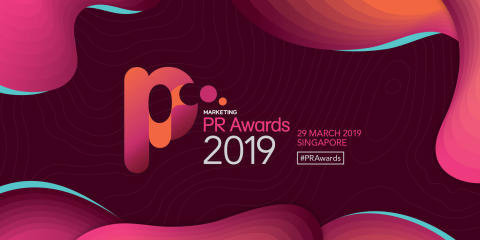 NEW WINS FOR ASIA PR WERKZ & 14 SHORTLISTED ENTRIES IN PR AWARDS 2019
