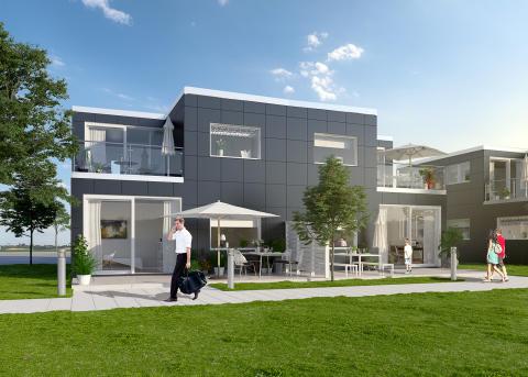 Zenergy tecknar avsiktsförklaring med K-Fastigheter gällande ZIP-Bostäder värt 700 MSEK